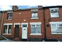 Well Presented 2 Bed Terraced House for sale in Brocksford Street, ST4 3HA. No Chain!