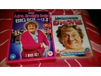 Mrs Browns Boys boxset and movie