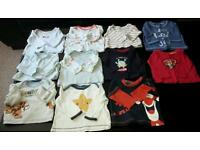 Baby boy clothing 0-3 months