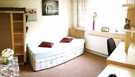 Nice large room with single bed to rent in Colchester