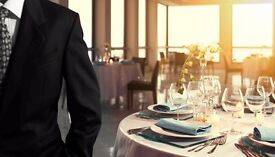 FOOD AND BEVERAGE SUPERVISOR £8.20 EVERY HOUR PAID