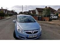 Vauxhall Corsa 1.2 ecoflex 5door £35 road tax a year