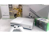 Xbox One S Console (500GB) Like New