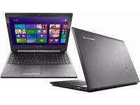 Lenovo G50/ AMD A8 QUAD CORE 2.00 GHz/ 8 GB Ram/ 1 TB HDD/ RADEON R5/ HDMI / USB 3.0/ WIN 10