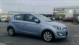 Hyundai i20. Only £30 Tax. Main dealer history. 50+ MPG