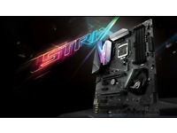 Motherboard ASUS STRIX Z270E GAMING