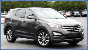 2013 Hyundai Santa Fe SE // AWD // LEATHER // PANORAMIC SUNROOF  Kitchener / Waterloo Kitchener Area image 11