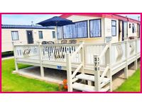 Richmond Holiday Centre, Skegness from March 2017, 5 Gold Plus Private Caravans for Hire. inc passes