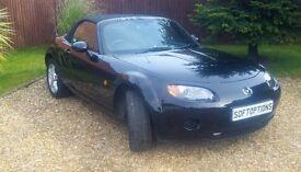 2006 (06) Mazda MX5 mk3 Near Spalding/Peterborough