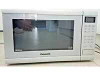 Panasonic Microwave NM ST462M Inverter 900W 32L Capacity