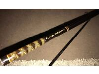 Mint - FOX CARP MASTER 12ft 2.5lb Carp Fishing Rod Carping Rod