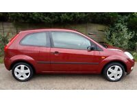 CHEAP FORD FIESTA 1.4, DIESEL, FULL 1 YEAR MOT, EXCELLENT CONDITION!