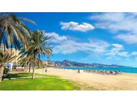 holiday/getaway for two in Spain Malaga - 24th June to 28th June-flight and airbnb