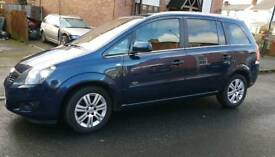 Vauxhall Zaffira Design LOW MILEAGE