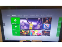 Xbox 360 in excellent working condition. Games, Cables, Controller