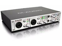 M Audio firewire 410