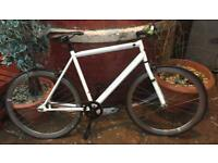 Schwinn Empire Fixie / Single Speed With State Bicycle Company Wheels