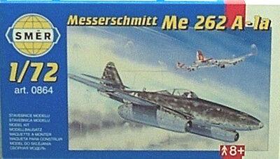 Smer 1/72 Messerschmitt Me 262 A 1A Fighter Model Kit 864