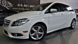 2013 Mercedes-Benz B-Class Sports Tourer panoramic roof