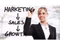 Sales & Marketing tele-sales representative – Burgess Hill