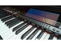 Technics SX-PR604 digital piano, outstanding condition