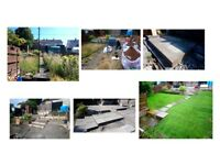 Gardening, landscaping, fencing, patios, tree felling, etc. - Edinburgh, Livingston, Lothians