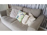 Grey 2 seater sofa - House of Fraser