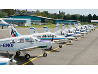Voucher for a 60 Minute Flight Experience for 1 with Tayside Aviation Dundee