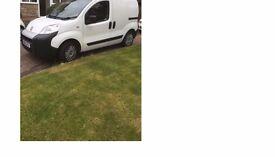 2010 Fiat Fiorino 1.3JTD Multijet 75 Side Load Door Cargo Diesel Van