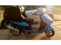 150 cc moped brand new