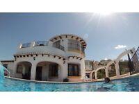 Last minute deal! Luxury 6 berth Spanish Villa - 7 Nights - only £350