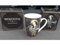 Ceramic Wolf mug