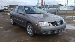 2005 Nissan Sentra 1.8L Low KM'S!! Best Value For Your Money!!