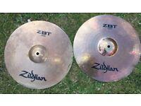 "Zildjian ZBT 14"" Hi-Hats"