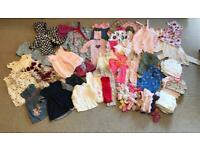 6-9 month girls clothing bundle