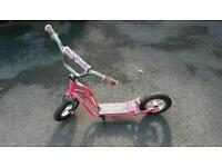 Rock chick scooter