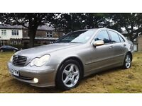 2003 MERCEDES BENZ C270 CDi AVANTGARDE LIMITED EDITION SPEC 12 MONTH MOT GREAT OUTSTANDING CONDITION