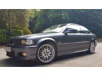 BMW 320CI M Sport Coupe Auto 1 Lady Owner from BRAND NEW! 325 CI 330CI E46 E36
