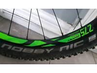 Mountain bike tyres Schwalbe Nobby Nic