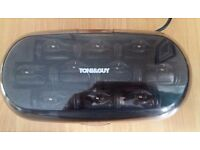 TONI&GUY SALON PROFESSIONAL EXTREME VOLUME HEATED ROLLERS