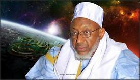 Spiritual healer Sheikh SAEED
