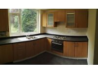 Entire kitchen-11units for sale ( including hob,oven and sink!!)