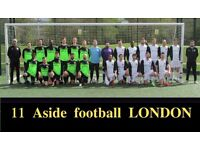 Players wanted in Southfields: 11 aside football team. SATURDAY FOOTBALL TEAM LONDON REF: pen3