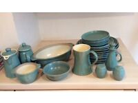 Denby Manor Green - bargain lot - must go - final reduction