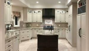 Kitchen Cabinets and Countertops - Kitchen refacing experts