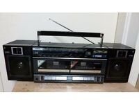 Aiwa CA-W30 Vintage Boombox