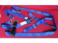 Titan safety harness.