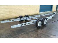 WANTED - Twin Axle Caravan Chassis
