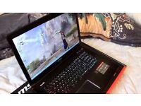 MSI GE72 2QD Apache Pro Gaming Laptop *Not Alienware, Sony, ASUS ROG, Lenovo, Samsung, HP