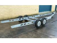 Wanted caravan chassis